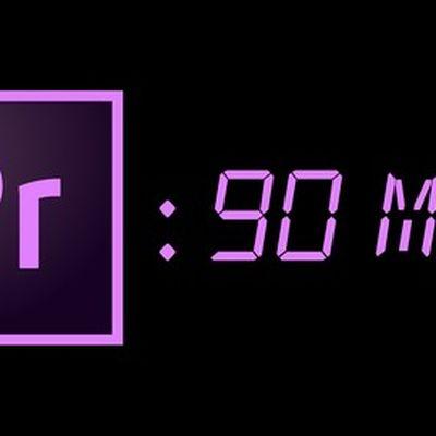 Curso Adobe Premiere Pro CC em 90 Minutos
