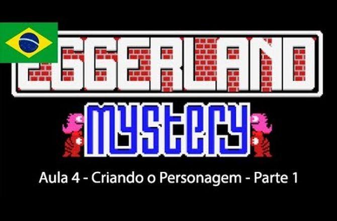 Imagem destacada do curso Curso Gratuito Unity 3  | Jogo Eggerland Mystery